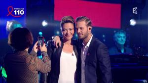 Sandrine Quétier dans Toute la télé Chante Pour le Sidaction - 06/04/13 - 004