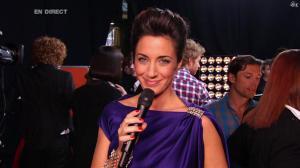 Virginie Guilhaume dans Pre Annonce de la Nouvelle Star - 26/05/10 - 01