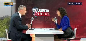 Apolline De Malherbe dans Bourdin Direct - 23/07/15 - 04