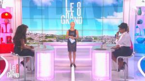 Laurence Ferrari, Audrey Pulvar et Hapsatou Sy dans le Grand 8 - 30/09/14 - 05