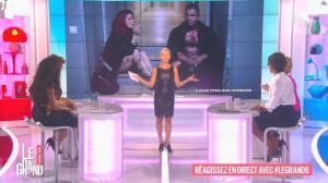 Laurence Ferrari, Audrey Pulvar et Hapsatou Sy dans le Grand 8 - 30/09/14 - 06