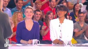 Laurence Ferrari et Audrey Pulvar dans le Grand 8 - 11/05/15 - 02