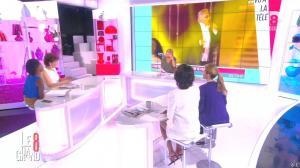 Laurence Ferrari, Hapsatou Sy et Audrey Pulvar dans le Grand 8 - 11/05/15 - 10