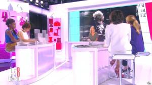 Laurence Ferrari, Hapsatou Sy et Audrey Pulvar dans le Grand 8 - 11/05/15 - 22