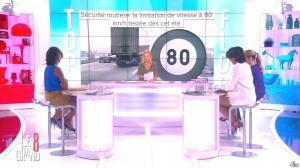 Laurence Ferrari, Hapsatou Sy et Audrey Pulvar dans le Grand 8 - 11/05/15 - 33