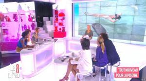 Laurence Ferrari, Hapsatou Sy et Audrey Pulvar dans le Grand 8 - 11/05/15 - 54