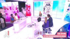 Laurence Ferrari, Hapsatou Sy et Audrey Pulvar dans le Grand 8 - 11/05/15 - 62