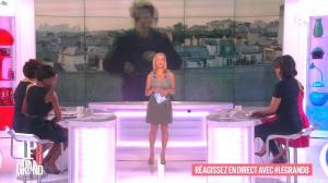 Laurence Ferrari, Hapsatou Sy et Audrey Pulvar dans le Grand 8 - 21/04/15 - 03