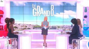 Laurence Ferrari et Hapsatou Sy dans le Grand 8 - 19/06/15 - 04