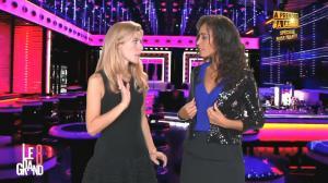 Aida Touihri et Elisabeth Bost dans le Grand 8 - 04/09/15 - 09