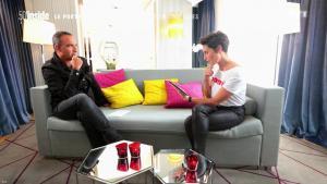Alessandra Sublet dans 50 Minutes Inside - 24/09/16 - 04