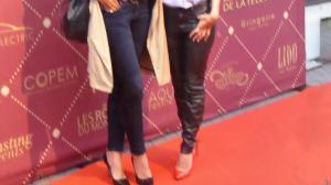 Amélie Bitoun dans les Prix Gold de la TNT - 06/06/16 - 01