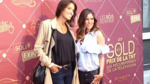 Amélie Bitoun dans les Prix Gold de la TNT - 06/06/16 - 02