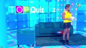 Amélie Bitoun dans Top Quiz - 05/08/16 - 03