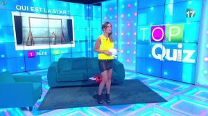 Amélie Bitoun dans Top Quiz - 05/08/16 - 07