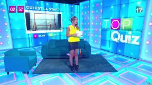 Amélie Bitoun dans Top Quiz - 05/08/16 - 10