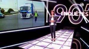 Carole Rousseau dans 90 Minutes Enquetes - 27/08/16 - 01