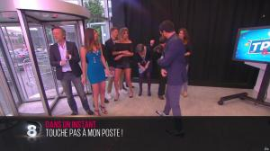 Caroline Ithurbide et Clio Pajczer dans Touche pas à mon Poste - 31/05/16 - 02
