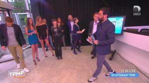 Caroline Ithurbide et Clio Pajczer dans Touche pas à mon Poste - 31/05/16 - 10