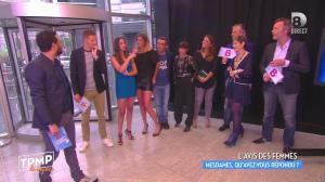 Caroline Ithurbide et Clio Pajczer dans Touche pas à mon Poste - 31/05/16 - 16