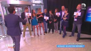 Caroline Ithurbide et Clio Pajczer dans Touche pas à mon Poste - 31/05/16 - 22