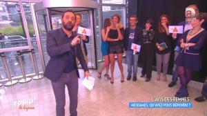 Caroline Ithurbide et Clio Pajczer dans Touche pas à mon Poste - 31/05/16 - 25