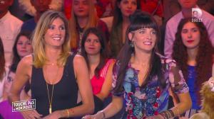 Caroline Ithurbide et Erika Moulet dans Touche pas à mon Poste - 28/06/16 - 02
