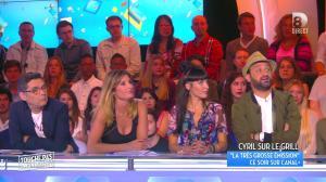 Caroline Ithurbide et Erika Moulet dans Touche pas à mon Poste - 28/06/16 - 05