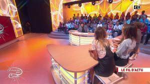 Caroline Ithurbide dans Il en Pense Quoi Camille - 08/09/16 - 04
