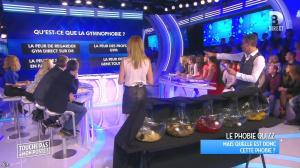 Caroline Ithurbide dans Touche pas à mon Poste - 06/11/15 - 10
