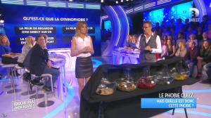 Caroline Ithurbide dans Touche pas à mon Poste - 06/11/15 - 11