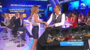 Caroline Ithurbide dans Touche pas à mon Poste - 06/11/15 - 13