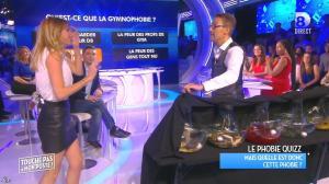 Caroline Ithurbide dans Touche pas à mon Poste - 06/11/15 - 14
