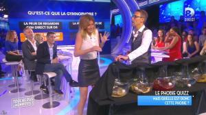 Caroline Ithurbide dans Touche pas à mon Poste - 06/11/15 - 15