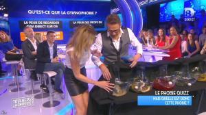 Caroline Ithurbide dans Touche pas à mon Poste - 06/11/15 - 16