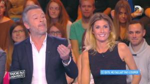 Caroline Ithurbide dans Touche pas à mon Poste - 23/10/15 - 10