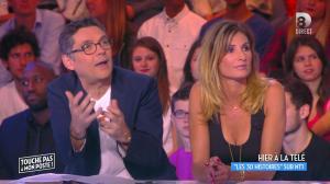 Caroline Ithurbide dans Touche pas à mon Poste - 28/06/16 - 04
