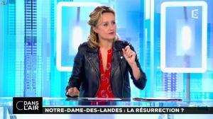Caroline Roux dans C dans l'Air - 02/07/16 - 09