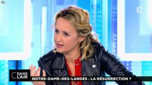 Caroline Roux dans C dans l'Air - 02/07/16 - 10