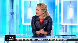 Caroline Roux dans C dans l Air - 02/07/16 - 16