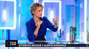 Caroline Roux dans C dans l'Air - 07/09/16 - 02