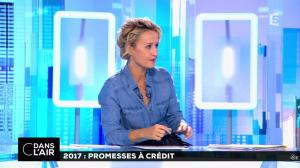 Caroline Roux dans C dans l Air - 22/09/16 - 04