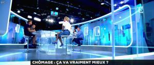 Caroline Roux dans C dans l'Air - 25/08/16 - 02