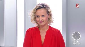 Caroline Roux dans les 4 Verites - 01/09/16 - 01