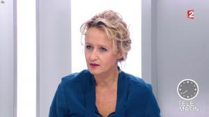 Caroline Roux dans les 4 Verites - 19/09/16 - 01