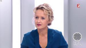 Caroline Roux dans les 4 Verites - 19/09/16 - 10