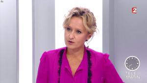 Caroline Roux dans les 4 Verites - 21/09/16 - 01