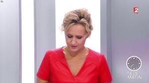 Caroline Roux dans les 4 Verites - 22/09/16 - 02