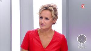 Caroline Roux dans les 4 Verites - 22/09/16 - 05