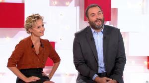 Caroline Roux dans Vivement la Télé - 18/09/16 - 02